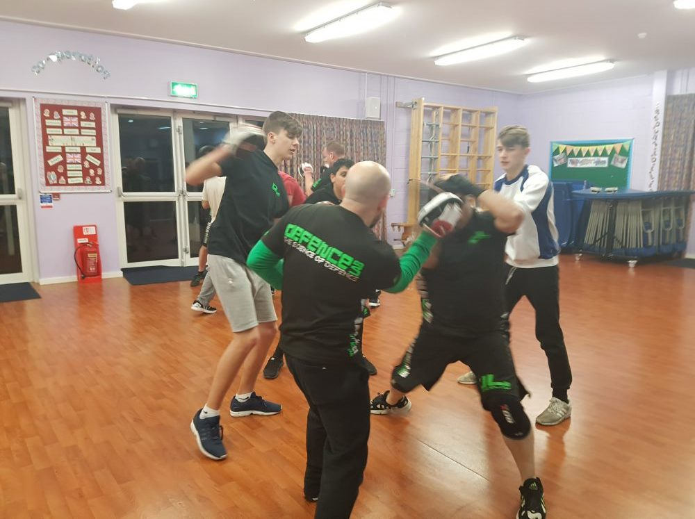 Revolutionary self defence classes and training near you in Bookham, Surrey